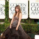 Olivia Wilde, espectacular en los Globos de Oro 2011