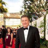 Alec Baldwin en los Globos de Oro 2011