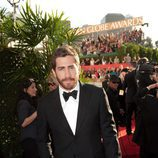 Jake Gyllenhaal en los Globos de Oro 2011