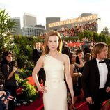 Nicole Kidman en los Globos de Oro 2011