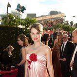 Natalie Portman en los Globos de Oro 2011