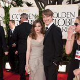 Kelly MacDonald en los Globos de Oro 2011