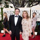 Jimmy Fallon en los Globos de Oro 2011