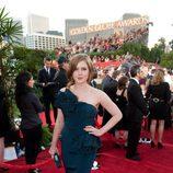 Amy Adams en los Globos de Oro 2011
