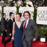 Robert Downey Jr, en los Globos de Oro 2011