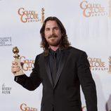 Christian Bale ganador como Mejor Actor de Reparto