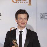 Chris Colfer Mejor Actor de reparto por 'Glee'