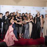'Glee' Mejor Comedia de Televisión