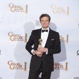 Colin Firth Mejor Actor Protagonista de Drama en cine