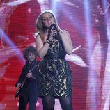 Coraluna canta en 'Operación Triunfo 2011'