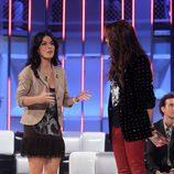 Geno habla con Pilar Rubio