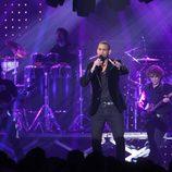 Juan Delgado canta en 'Operación Triunfo'