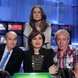 El jurado de 'Operación Triunfo 2011'