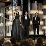 Jane Lynch ('Glee') mejor actriz de reparto de serie de televisión