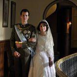 La boda de los Reyes de España