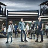 Elenco de la primera temporada de 'Terra Nova'