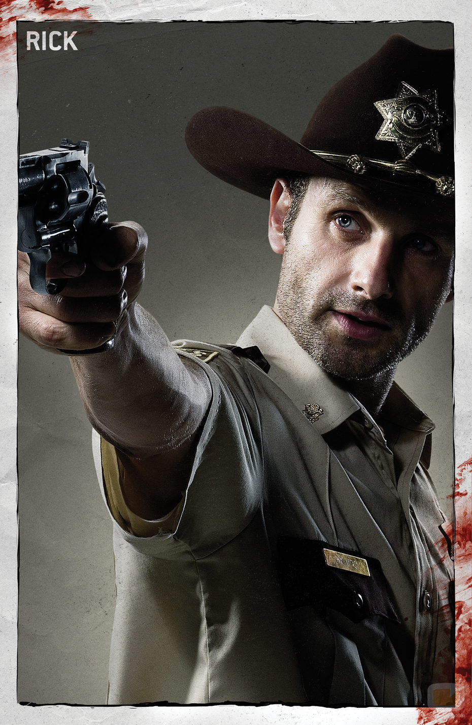 rick grimes andrew lincoln - photo #30