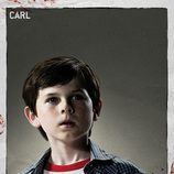 Chandler Riggs es Carl Grimes en 'The Walking Dead'