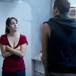 Blanca Suárez y Mario Casas en 'El barco'
