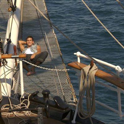Imagenes del primer capítulo de 'El barco'