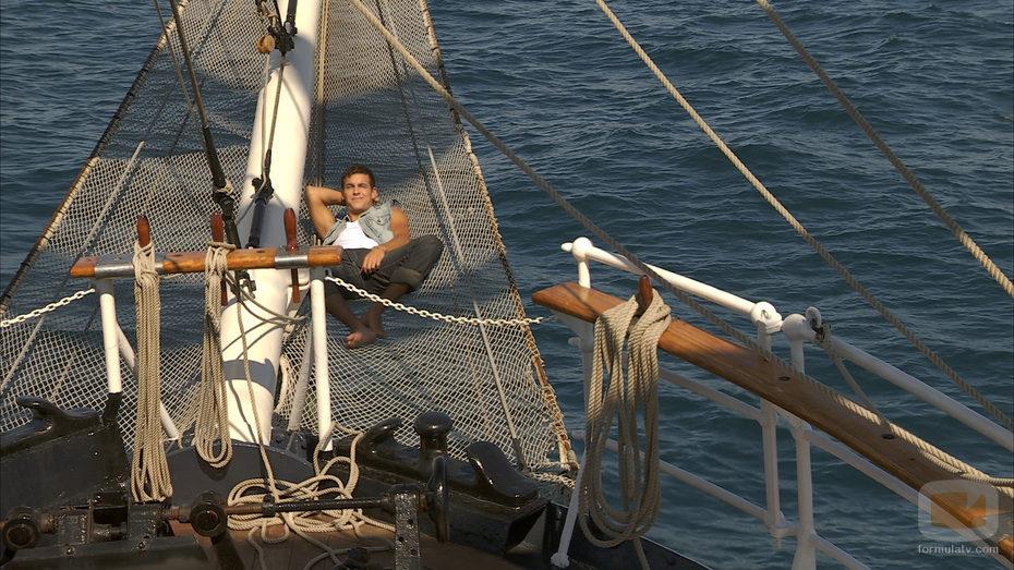Ulises en 'El barco'