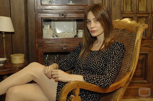 Ana Risueño es Emma Cortazar en 'Gran reserva'