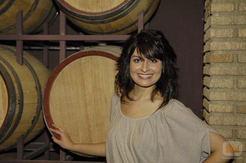 Ledicia Sola es Mónica Robledano en la serie 'Gran reserva'