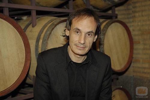 Francesc Garrido es Pablo Cortázar en 'Gran reserva'