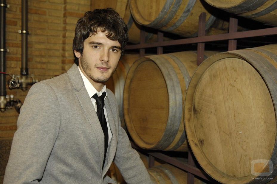 Yon González llega a la segunda temporada de 'Gran reserva'