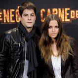 La pareja formada por Luis y Ana Fernández