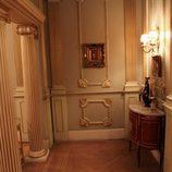 Detalle del salón