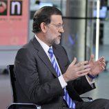 Mariano Rajoy explica su línea política