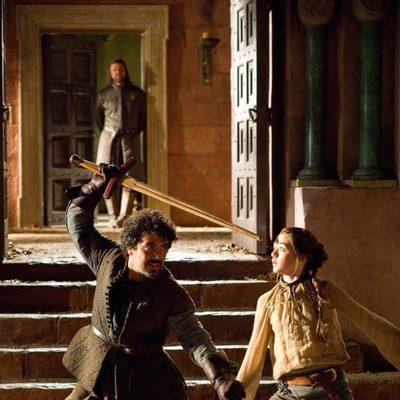 Imágenes de los primeros episodios de 'Juego de tronos'