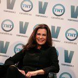 Jane Badler visita España para presentar la segunda temporada de 'V'