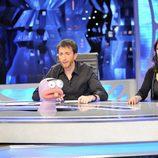 Jane Badler ha visitado 'El hormiguero' para promocionar lo nuevo de 'V'