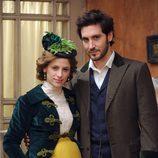 Álex Gadea y Sara Ballesteros son Tristán y Angustias en 'El secreto de Puente Viejo'
