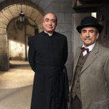 Mario Martín y Francisco Vidal en 'El secreto de Puente Viejo'
