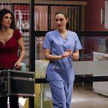 La detective Stella Bonasera en 'CSI: Nueva York'