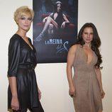 Kate del Castillo es Teresa y Cristina Urgel es Patricia en 'La reina del Sur'