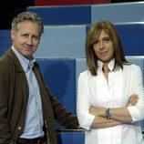 Lorenzo Milá y Ana Blanco