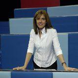 Ana Blanco presenta el programa 'Tengo una pregunta para usted'