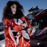 Noelia una de las finalistas del concurso 'Supermodelo 2007'