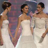 Las tres finalistas