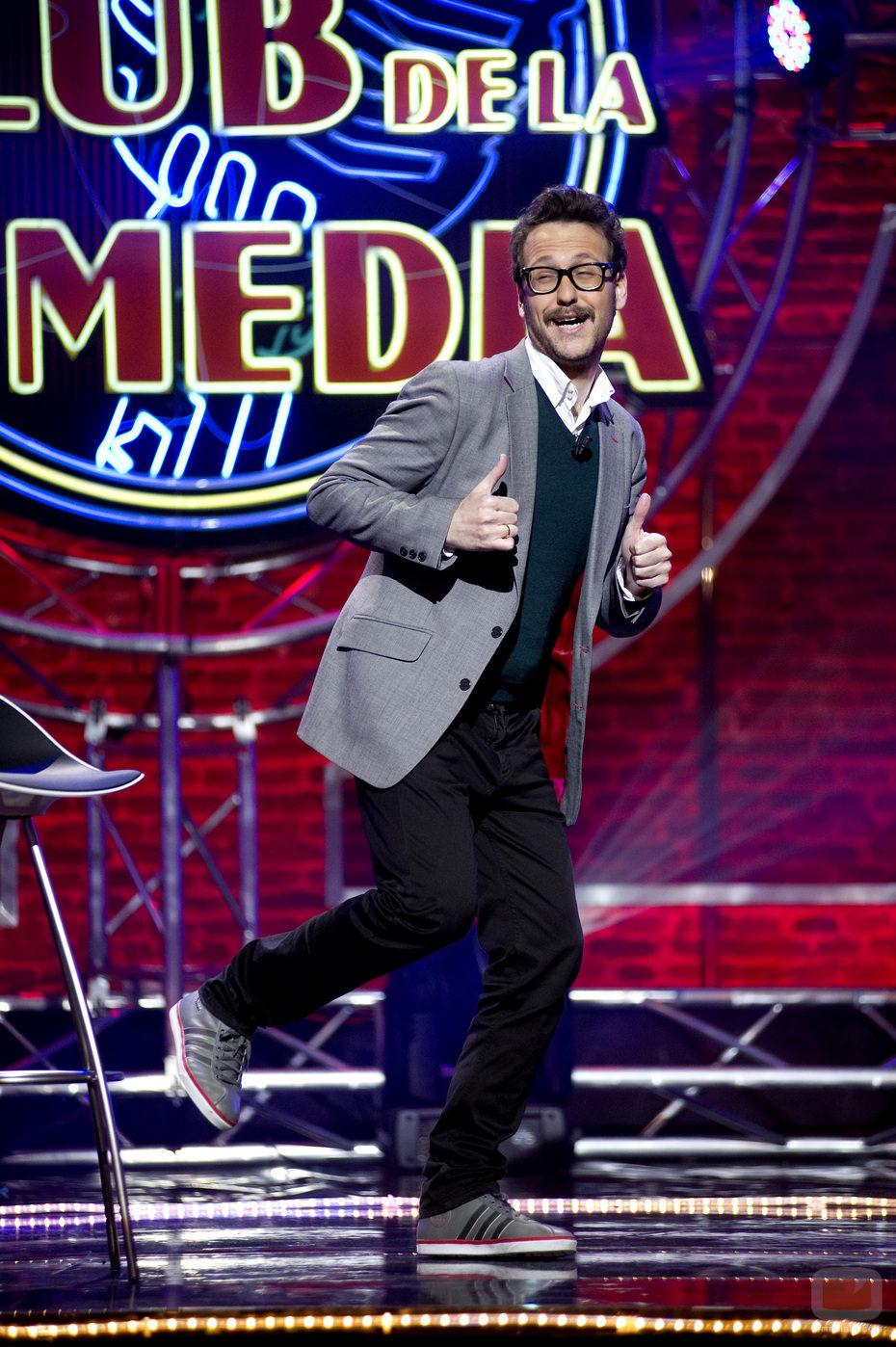 Joaquín Reyes en 'El club de la comedia'