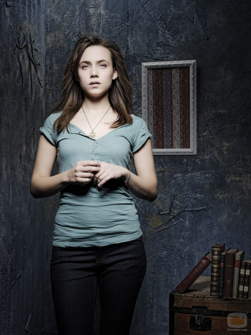 Aura Garrido es Valeria en 'Ángel o demonio'