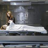 Dana Delany en uno de sus primeros casos de 'El cuerpo del delito'