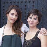 Patricia Vico y Fátima Baeza