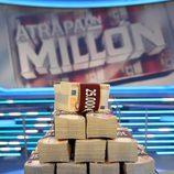 El premio de 'Atrapa un millón'