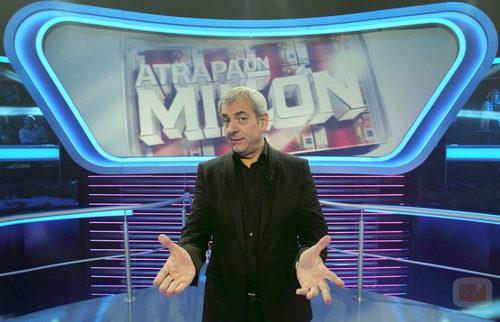 Carlos Sobera, presentador de 'Atrapa un millón'