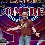 Goyo Jiménez, mologuista de 'El club de la comedia'